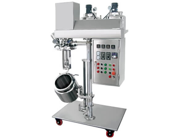RS Lab Vacuum Emulsifying Mixer