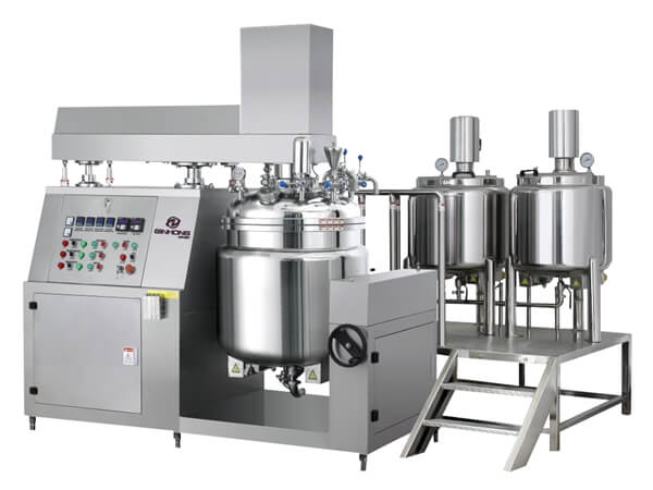 RS Vacuum Emulsifying Mixer