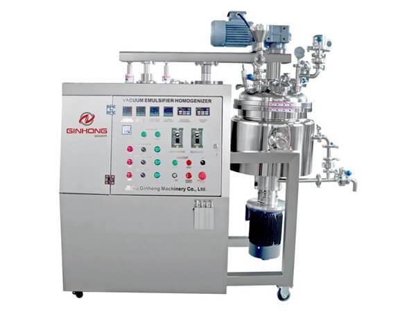 RX Lab Vacuum Homogenizer Mixer