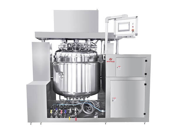 SZ Vacuum Triple Shaft Mixer