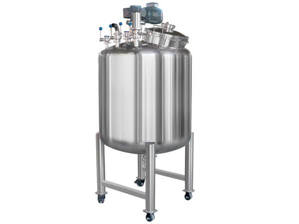 YX Vacuum Mixing Tank