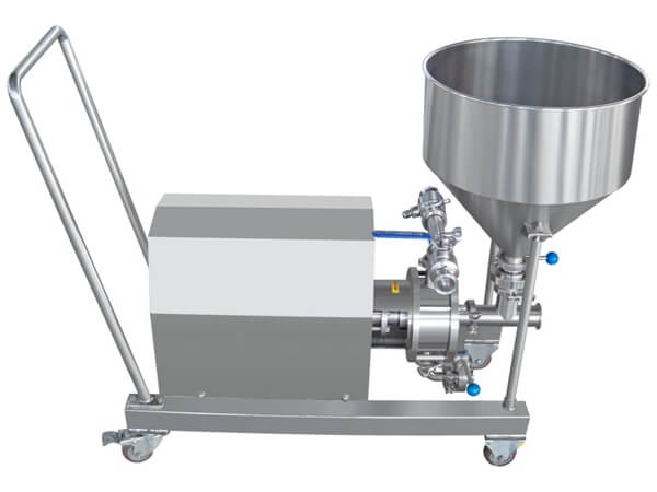 ZX Powder Liquid Mixer