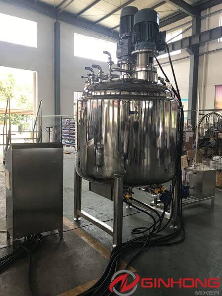 1000L washing liquid mixing machine