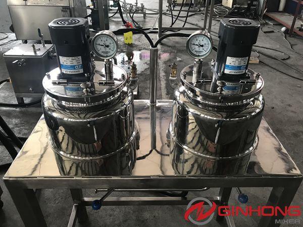 3L oil water kettles