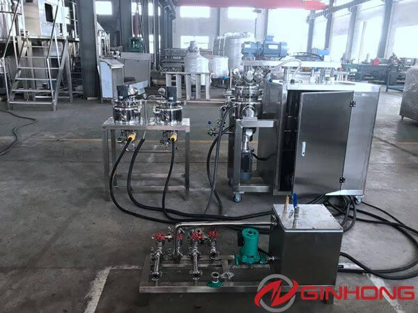 laboratory mixing equipment