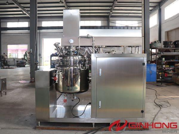 pharmaceutical cream making machine