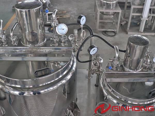 water oil kettles