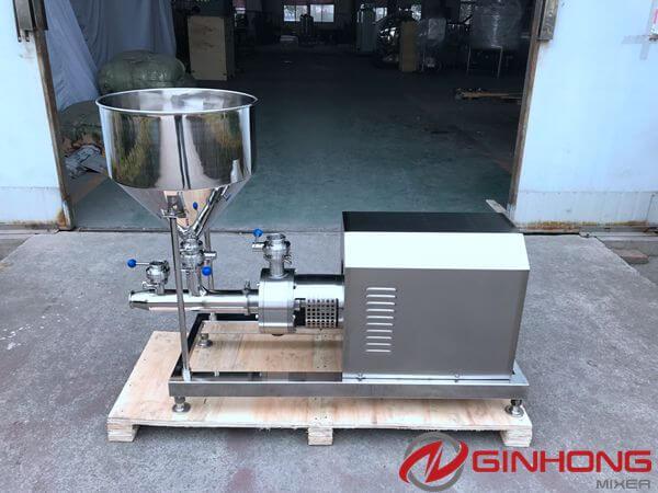 15hp powder liquid mixer