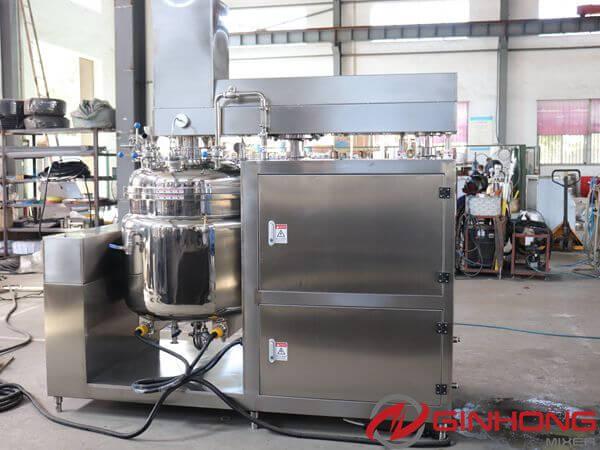 200L Vacuum emulsifying machine
