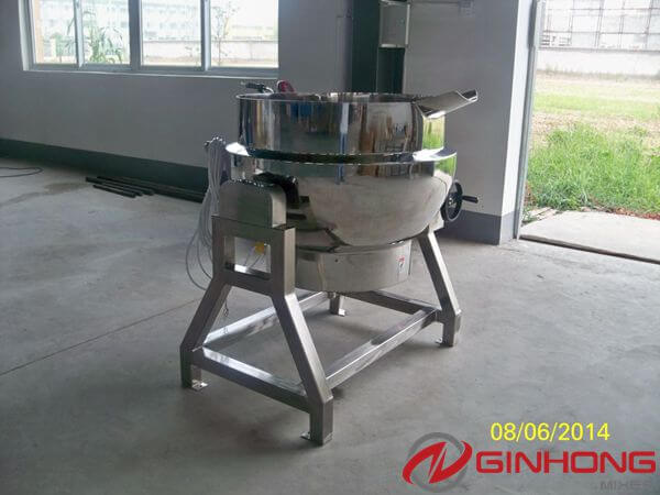200L electric heating kettle