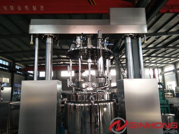 450L pharmaceutical manufacturing equipment