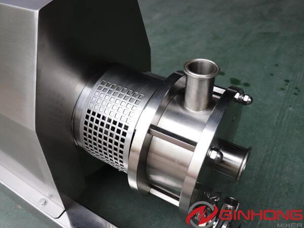 7.5kw high shear pump