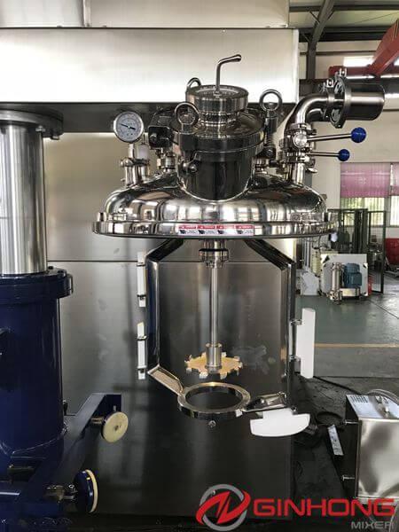 80L small batch mixer