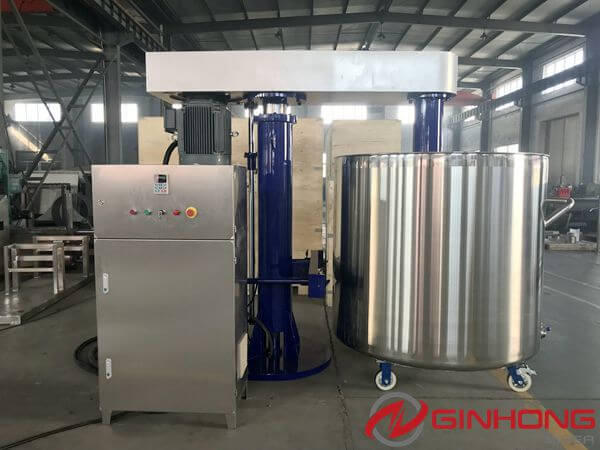 FS-37kw High Speed Disperser