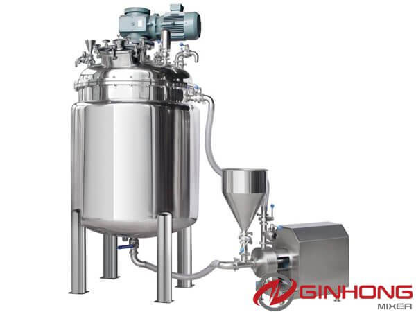 Indonesian Customers Visited Ginhong to Buy Food Mixer Machines