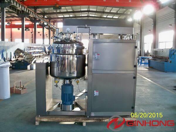 RX-200L homogenizer mixer