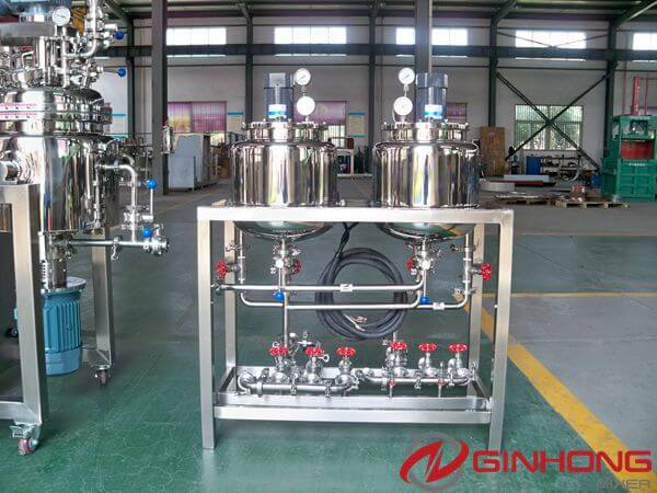 RX-20L lab homogenizer mixer