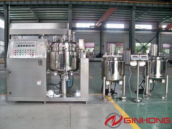 Two Sets of Hot-selling Pharmaceutical Mixing Equipment Delivered to Malaysian Supplier