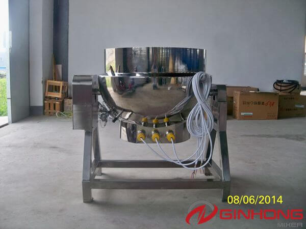 electric heating elements in 200L electric heating kettle