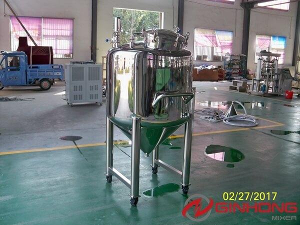 vacuum tank supplier