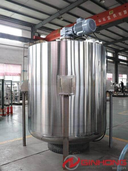 YX-5000L open mixing vessel
