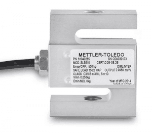 Ginhong's mixing equipment are equipped with Mettler Toledo load cells